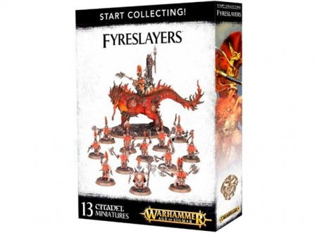 Fyreslayers - Start Collecting !