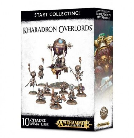 Kharadron Overlords - Start Collecting !