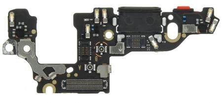 Huawei P10Plus - USB connector C-type - antenne og sensor