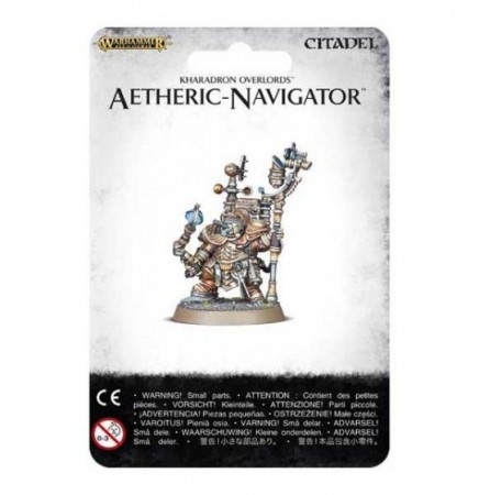 Kharadron Overlords - Aetheric-Navigator