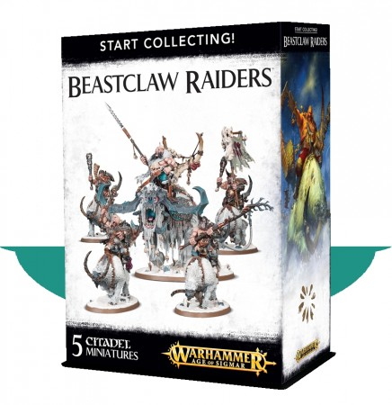Ogor Mawtribes - Beastclaw Raiders Start Collecting !