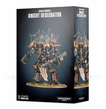 Chaos Knights - Knight Desecrator