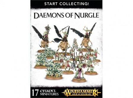 Daemons of Nurgle - Start Collecting !