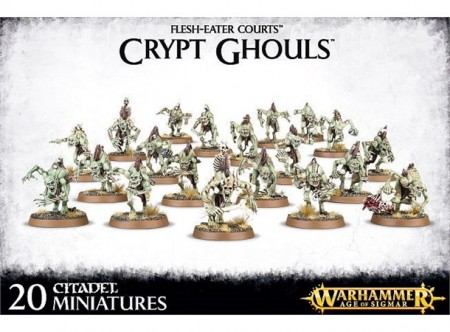 Flesh Eater Courts - Crypt Ghouls