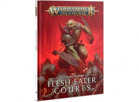 Flesh Eater Courts - Battletome