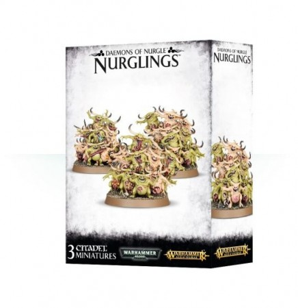 Daemons of Nurgle - Nurglings