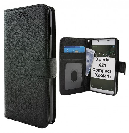 New Standcase Wallet Sony Xperia XZ1 Compact (G8441) - Sort