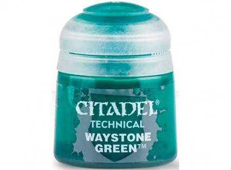 Citadel Paint Technical - Waystone Green 12 ml