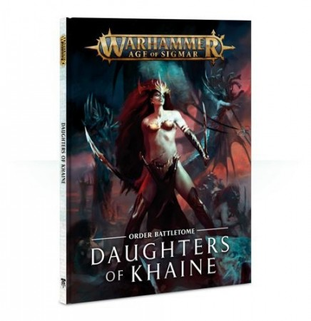 Daughters of Khaine - Battletome (HB)