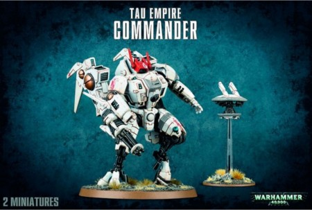 Tau Empire - Commander