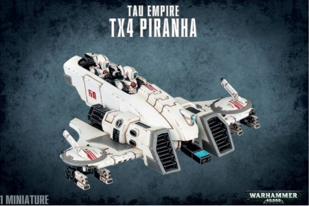 Tau Empire - TX4 Piranha