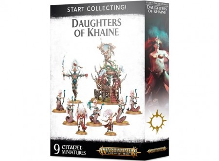 Daughters of Khaine - Start Collecting !