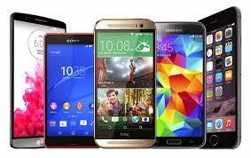 Batterier til mobiltelefon