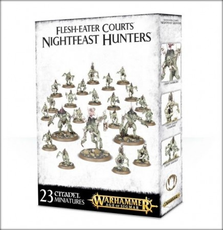 Flesh Eater Courts - Nightfeast hunters
