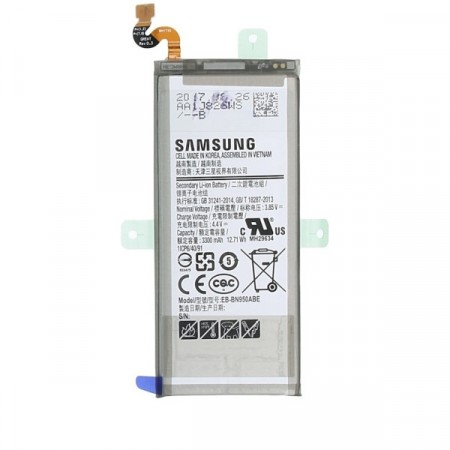 Samsung Note 8 - Batteribytte