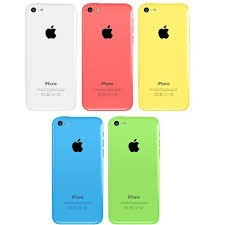 iPhone 5c - Bytte bakramme